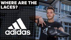 No Laces? Özil, Oscar & Rakitić Boot Delivery -- adidas Football