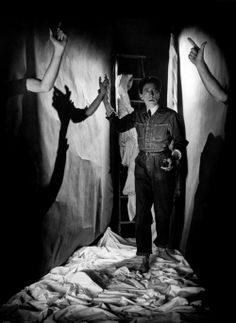 """""""This sickness, to express oneself. What is it?""""  -Jean Cocteau (The Paris Review, 1964)  Photo by Philippe Halsman."""