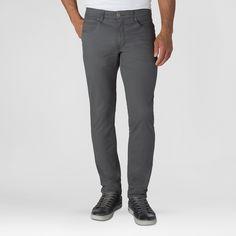 Denizen from Levi's Skinny Fit Tech Pants Revolver Men's 216, Size: 28x30, Gray