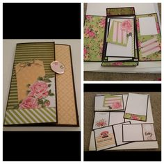 Photo Mats & Insert #9 created by crafter Vivian Rodriguez-Encarnacion.