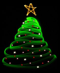 .just paint your Cmas Tree