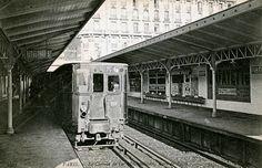 Paris-Passy vers 1907