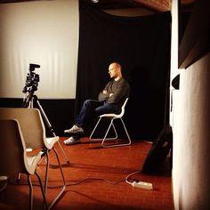 Intervista video al fotografo Paolo Marchetti. A febbraio su Phom (www.phom.it) - ph Stefano Todescato