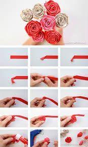 rosas de papel - Pesquisa Google