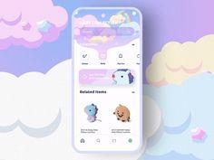 App Ui Design, Mobile App Design, Interface Design, Game Design, Best App Design, Ecommerce App, Web Mobile, App Design Inspiration, Application Design