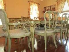 I.ebayimg.com T Antique French Provincial Dining