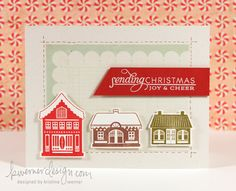Kwernerdesign Holiday Card Series 2011 day1