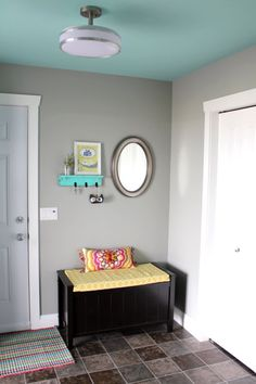 Tiffany Blue Paint Benjamin Moore | Walls: Sea Haze, Benjamin Moore