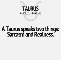 Word! #taurus