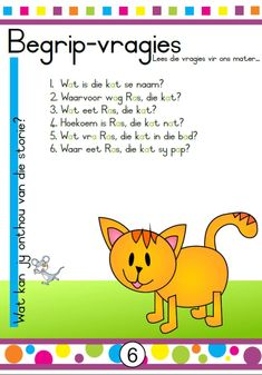 Afrikaans Language, Phonics Worksheets, Kids Songs, Kids Education, Grade 1, Poems, Classroom, Teaching, Activities