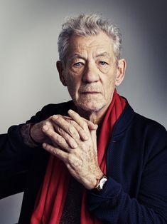 The Rake - Ian McKellen - Simon Emmett