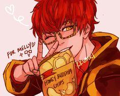 """kkumri: """" happy birthday to my melly smelly +_+ @melllllly """""""