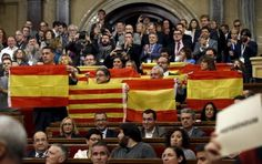 Catalonia votes to start breakaway process from Spain | Reuters