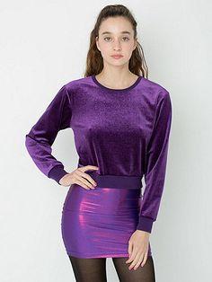 Shiny Velvet Sweater http://#www.inetbloom.com/sm7707#