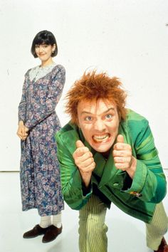 "Ahhh....drop dead fred , my mother in laws favorite movie,  where Danny got my nickname ""MB"", from .lol .....all in love of course ;)"