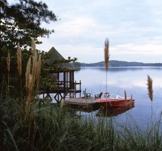 a june prayer  Lake Martin