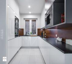 Segment na Białołęce - Kuchnia, styl nowoczesny - zdjęcie od Iv Design modern | white | kitchen | inspiration | home