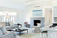 Inside a Sag Harbor Home With Coastal Modern Style via @mydomaine