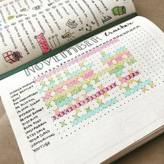 Image result for boho berry habit tracker