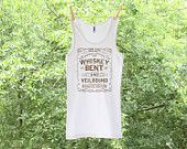 Bachelorette Whiskey Bent and VEILBOUND Tanks or shirts with date - TW
