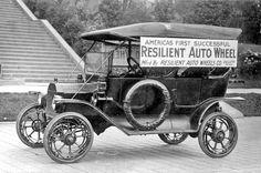 1914 Resilient Wheel