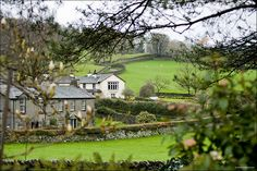 would love a house like this...Beatrix Potter's home in Cumbria.