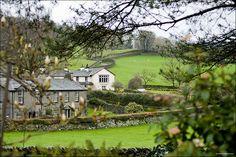 Beatrix Potter's Home, Cumbria~ Lake District, England