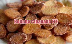 Bolo rabanada FIT e Dukan – Receita de micro-ondas #receitas #bolo #http #dukan #fitness #dieta