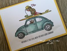 stampin up beautiful ride - Google Search