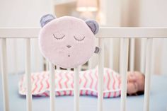 myHummy Petite tête de mascotte qui dort rose