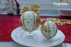 Handmade Christmas Tree, Christmas Ornament Crafts, Christmas Makes, Diy Christmas Ornaments, Christmas Tree Decorations, Ball Ornaments, Handmade Gifts, Projects, Christmas Baubles