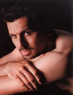 """Oded Fehr. Oh yes. Even more so when he had the shoulder-length """"The Mummy"""" hair."""