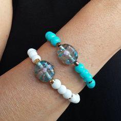 Turquoise Bracelet, Yoga Bracelet
