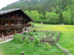 Beautiful Bavaria - the Bauernhof Museum - Schliersee