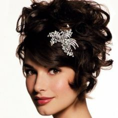 5 EXCITING FORMAL HAIRSTYLES FOR SHORT HAIR