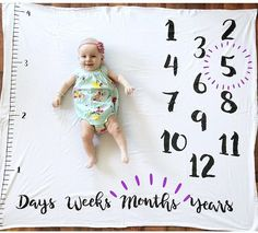 Baby milestone blanket, Age + Growth hand drawn Baby Monthly milestones, anniversary milestone blanket, black and white blanket RTS Pregnancy Progress Pictures, Pregnancy Progression, Newborn Photo Props, Newborn Photos, Unique Pregnancy Announcement, Baby Monthly Milestones, Baby Milestone Blanket, Best Baby Gifts, Baby Presents