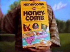 1994 Post Honey-Comb Commercial #1 With Honeybucks Promo