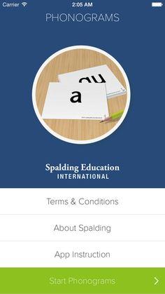 Phonograms by Spalding Education International by Spalding Education International