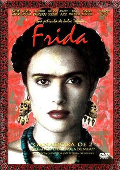 'Frida Kahlo and Salma Hayek are otherworldly women.' How the 2002 movie Frida blurred the lines between Kahlo the eccentric woman artist and Frida the foxy feminist icon. Frida Film, Frida Movie, Diego Rivera, Natalie Clifford Barney, Dirty Dancing, Pulp Fiction, Love Movie, Movie Tv, Julie Taymor