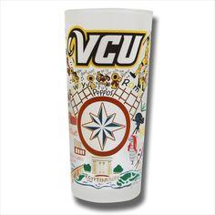 Victory Tailgate Virginia Commonwealth University Rams VCU Die-Cut Vinyl Decal