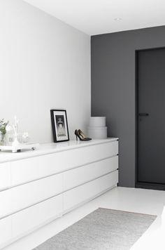 Kleine slaapkamer kledingkast : Dressoir in de slaapkamer Éénig Wonen