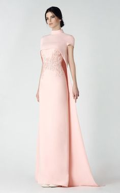 Saiid Kobeisy Embroidered Cape Gown 2915 - Star Wars Shoes - Ideas of Star Wars Shoes - Saiid Kobeisy Embroidered Cape Gown 2915 Dinner Gowns, Evening Dresses, Prom Dresses, Formal Dresses, Wedding Dresses, Elegant Dresses, Beautiful Dresses, Nice Dresses, Dresses With Capes