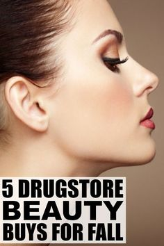 If you're looking for drugstore beauty hauls to keep your skin glowing, hair healthy, nails stylish, and bank account content, this collection of drugstore beauty products for fall is for you!