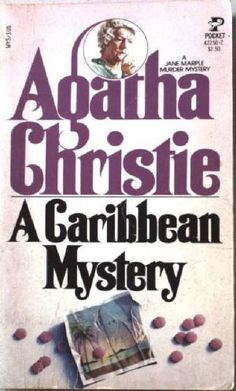 Caribbean Mystery by Agatha Christie. Published by Pocket books; (1966)