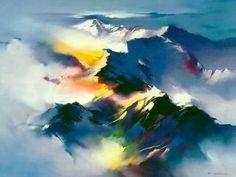 Genesis Gallery - Hong Leung - Limited Edition Prints