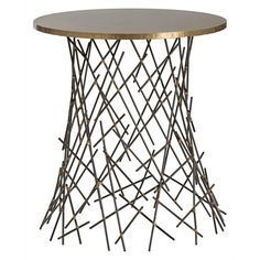 AVANT-GARDE COFFEE & SIDETABLES -  Exclusive design and ground-breaking looks: these coffee and sidetables are the products of the upcoming design trends. Graphic, original, minimalist, what's sure is that they'll put your interior at the forefront of design! #avantgardedesign #avantgardetable #designingthefuture