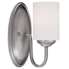 $40 Buy the Millennium Lighting 3071-BPW Brushed Pewter Direct. Shop for the Millennium Lighting 3071-BPW Brushed Pewter Lansing 1 Light Wall Sconce With Shade and save.