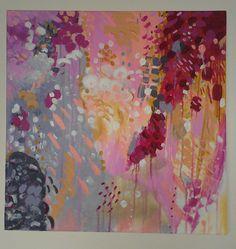 Collette-inspiré par tous les beaux bouquets de fleurs à vendre que je marche par tous les matins sur ma marche jusquau train, collette éclate avec la couleur et la profondeur 20 « x 20 » sur « 1.5 » galerie enveloppé de toile avec bord blanc signée, titrée et datée au verso ** NOTE : coût dexpédition est juste une estimation, je ne sais pas le coût exact jusquà ce que je sais où il est embarqué **