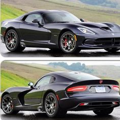 Wicked Dodge Viper!! name the model?