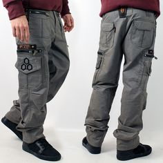 Indian project pants